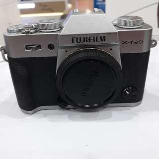 Fujifilm Mirrorless Camera