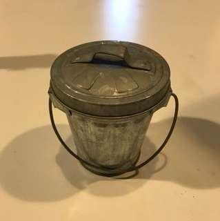 米你小型垃圾桶煙灰缸