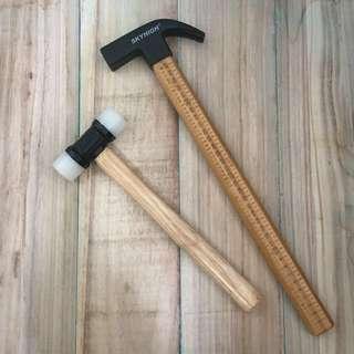 ⚒Mallet & Claw Hammer
