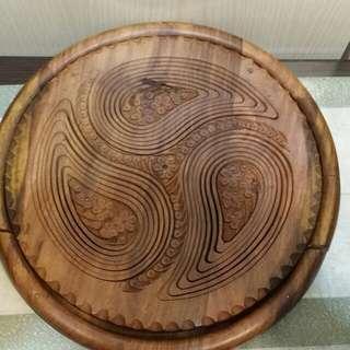 木製生果籃
