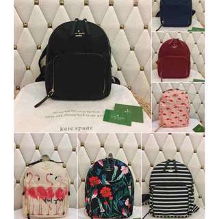 KATE SPADE BACKPACK - free shipping