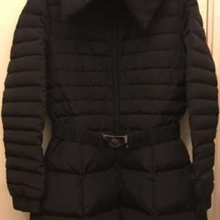 Moncler 長褸(100 % real) size 1 85%new