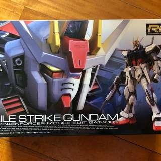 Bandai Gundam RG Strike Gundam 1:144