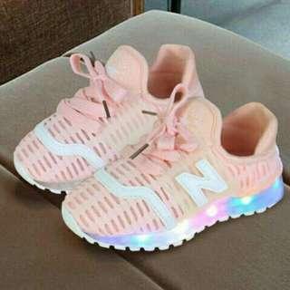 Shoes N fashion star led (21-35)