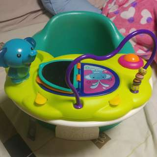 bumbo seat table top toy. ( bumbo seat not included)