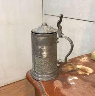 茶壺 銀杯 銀壺 保溫杯 酒杯