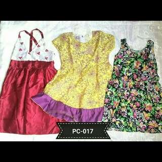 Dresses (Sold as Set)