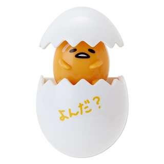 日本 Sanrio 直送蛋黃哥梳乎蛋磁石裝飾