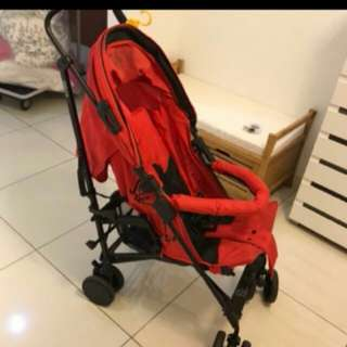 Silver cross stroller must go today