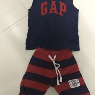 Gap boys set