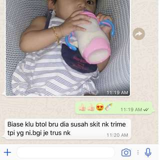 FEEDBACK dari Customer