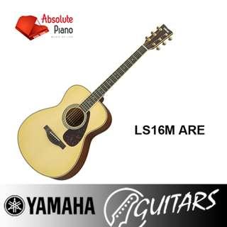 Yamaha Mid Year Sale !!! YAMAHA Acoustic Guitar LS16M (ARE)