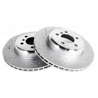 BMW Performance brake disc rotor