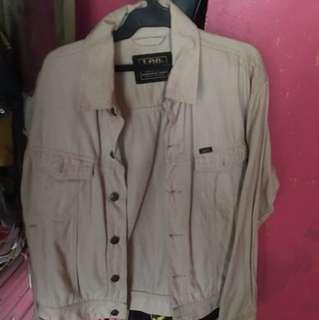 Authentic Lee Maong beige jacket