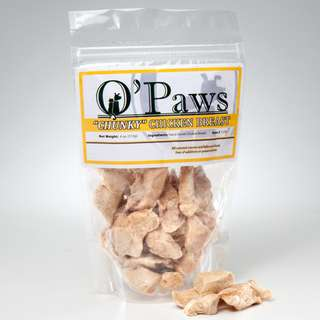 O'Paws Chicken Breast Chunks 雞胸肉塊