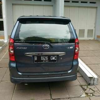 Di jual Toyota  Avanza 2010