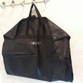 100%New全新G2000西裝晚裝袋附送衣架
