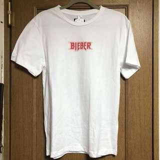 H&M Bieber T-Shirt