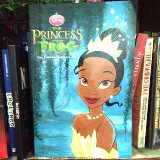 PRINCESS AND THE FROG disney with pictures