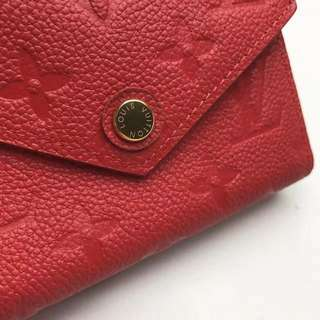 READYSTOCK*Victorine lv wallet boutique quality