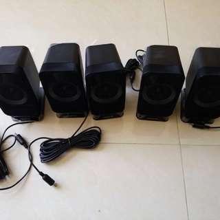 CREATIVE speakers 揚聲器