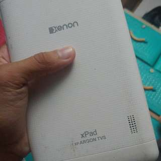 Xenon xPad Argon TVS