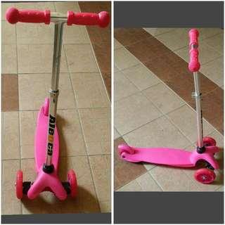 Aleoca Scooter