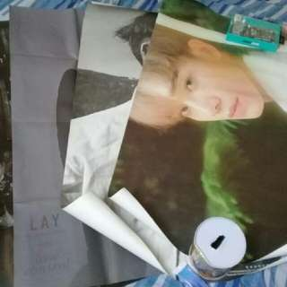CHEN / LAY POSTER