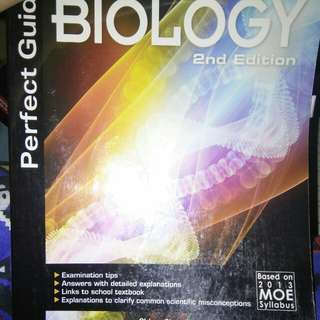 Biology guidebook