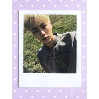 BTS 'Young Forever' Jin Photocard