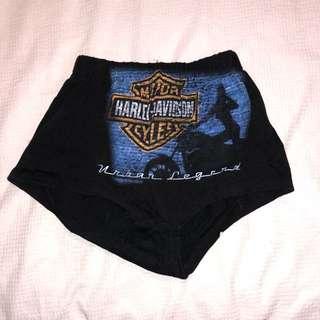 Harley Davidson shorts