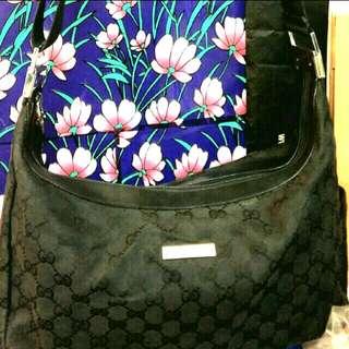 經典Gucci斜揹袋(止在清櫃不議價)