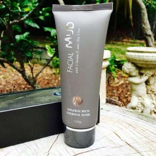 NZ Facial Mud Mask