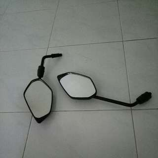 side mirror oringinal lc 135 new
