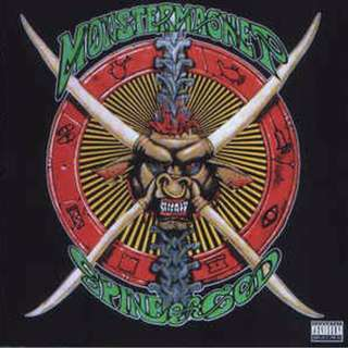 Monster Magnet ‎Spine Of God cd
