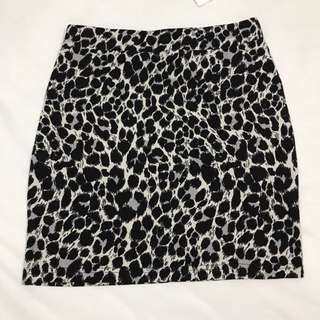 H&M bodycon skirt rok