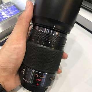Panasonic 35-100mm F2.8 LUMIX G Vario Lens
