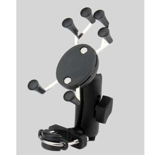 Motorbike / Bicycle Handphone Holder.    ( Restock )