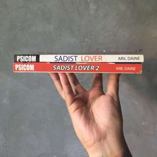 Sadist Lover Book 1&2