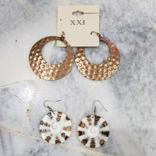 Combo Earing *PRELOVED*