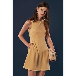 BNWT TCL Nina Dress in Sunlight