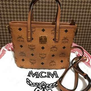 Authentic MCM sling bag tahun 2017
