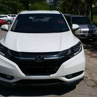 NEW STOCK KERETA SAMBUNG BAYAR HONDA HRV 1.8 V SPEC RM 1200 2016 TERM 7THN PUSH START BUTTON ROTEX DAN INURANCES HIDUP MILLAGE 6*** UNDER WARRANTY HONDA DP wasap.my/+60102485320