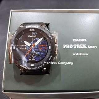 Montres Company香港註冊公司(25年老店) CASIO g-shock WSD-F20 WSD-F20BK 有現貨 WSDF20 WSDF20BK