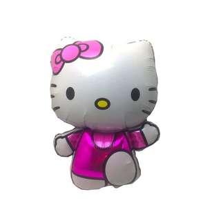 2ft Hello Kitty foot Up Balloon sold per piece