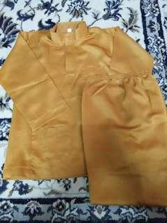 Baju Melayu Jakel