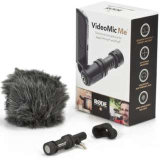 🛒 Rode VideoMic Me Microphone for iPhone iPad Smartphones