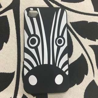 Zebra Case Iphone 4/4S