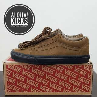 READY STOCK! VANS Old Skool Suede