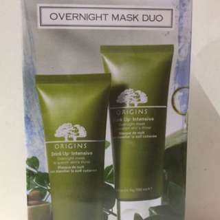 孖裝優惠origins drink up intensive overnight  mask 皇牌晚間深層水份面膜 skin